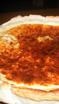 Quiche de carbass�