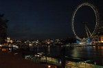 The Thames amb el London Eye