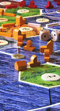 The Seafarers of Catan (Los Navegantes de Catán)