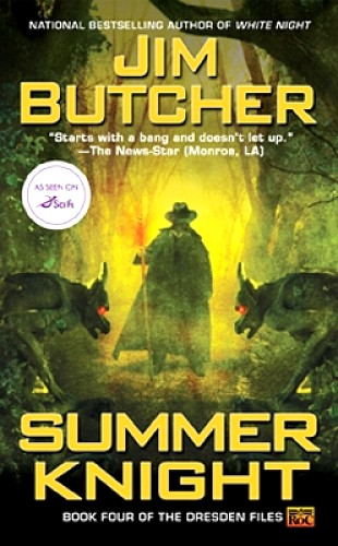 Summer Knight (Dresde Files #4)