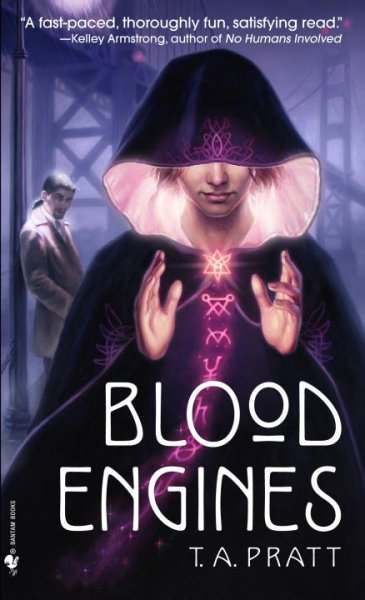 Blood Engines (Marla Mason #1; Spectra, 2007)