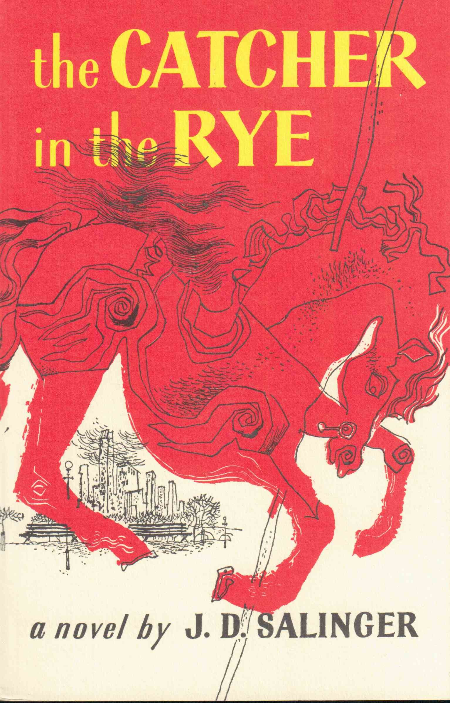 The Catcher in The Rye (El Vigilant en el Camp de S�gol, Editorial Emp�ries 1996)