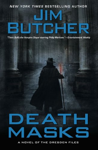 Death Masks (Dresden Files #5)