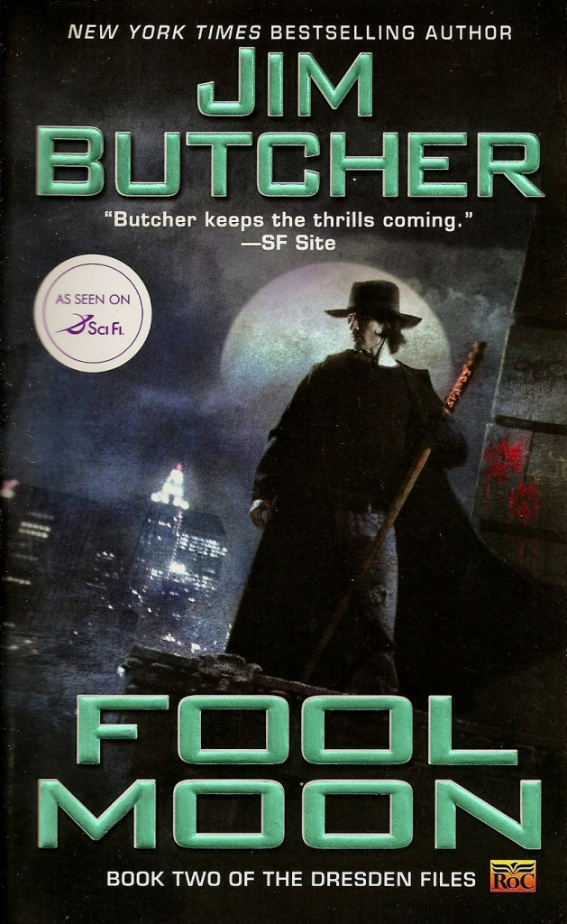 Fool Moon (Dresden Files #2)