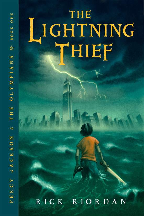 Percy Jackson and the Olympians - The Lightning Thief (Percy Jackson y los Dioses del Olimpo - El La